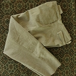 Mule Ear Pocket Pants Blank Kit